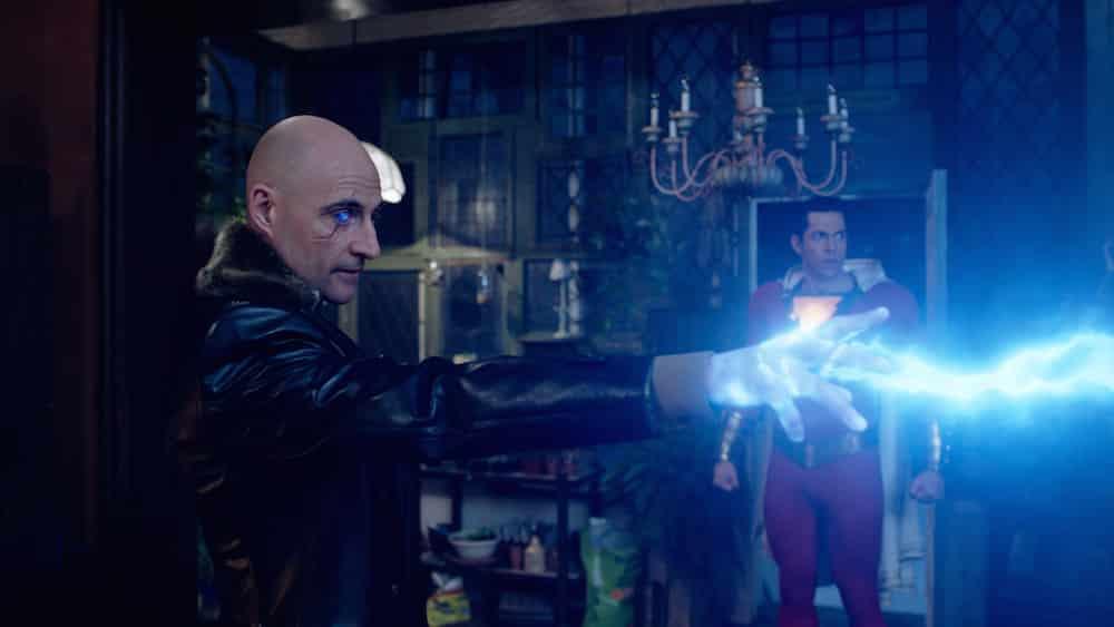 Warner divulga novas imagens do vilão de Shazam!, Dr. Silvana