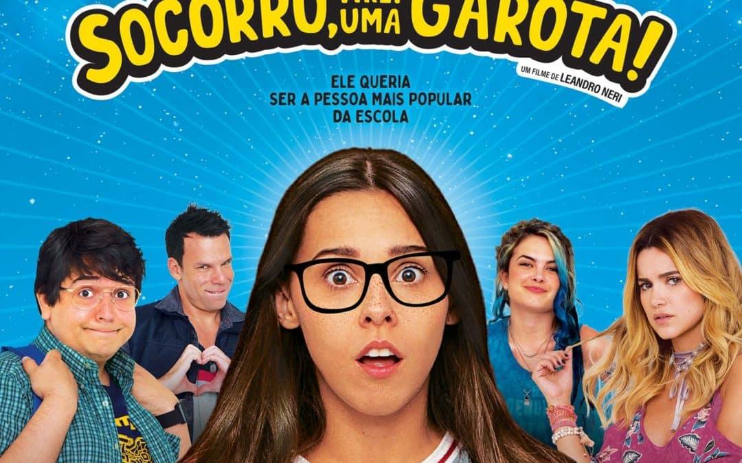 Confira o trailer e o pôster da comédia nacional Socorro, Virei Uma Garota, de Leandro Neri