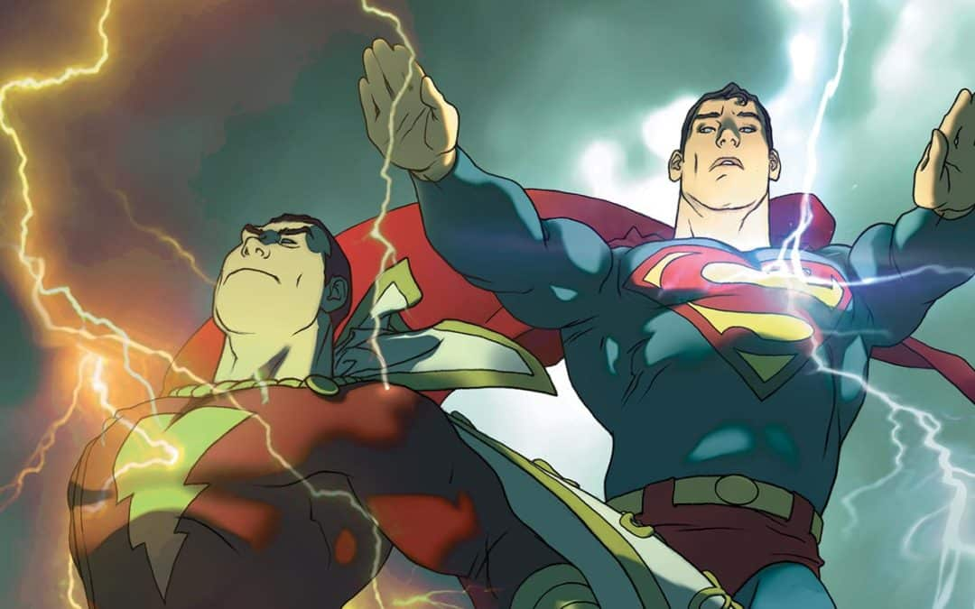 Superman e Shazam O Primeiro Trovão – O Ultimato