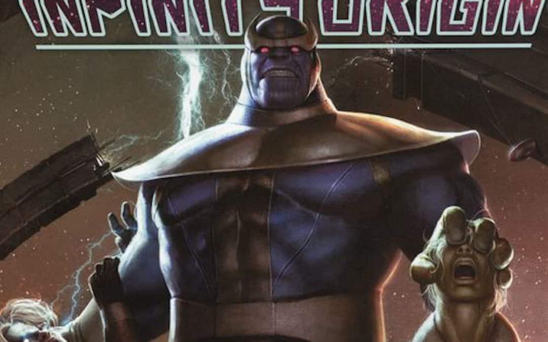 A Saga de Thanos – Comparativo e Ordem de Leitura