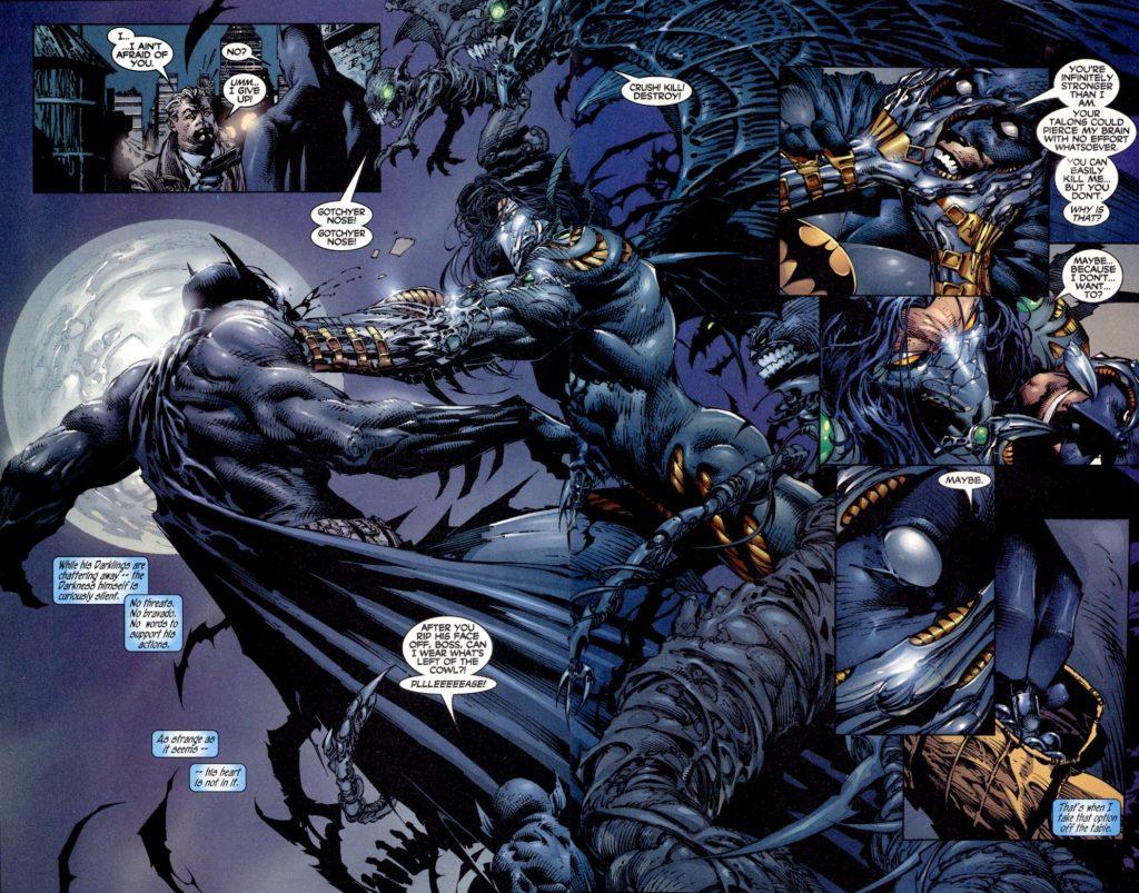 The Darkness & Batman 1