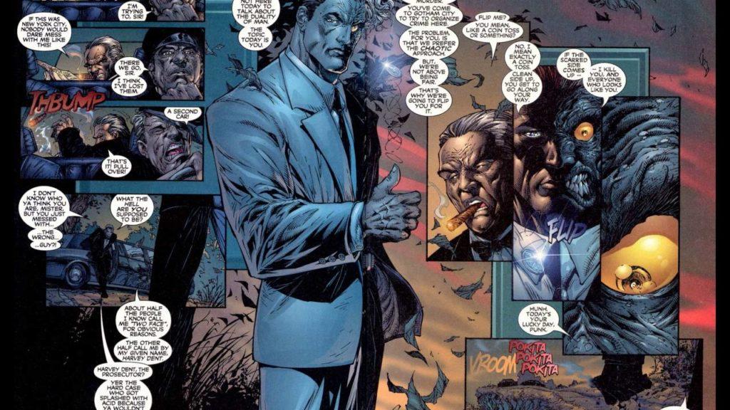 The Darkness & Batman 2