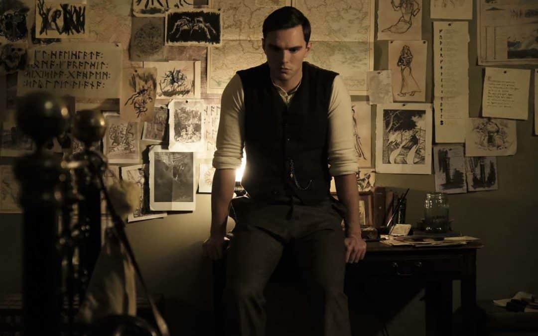Confira as fotos do elenco de Tolkien em Londres