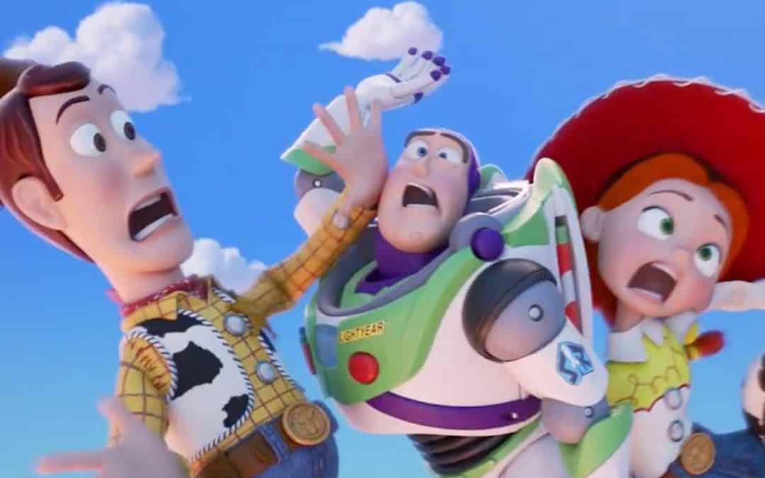 Disney divulga novo spot para TV de Toy Story 4