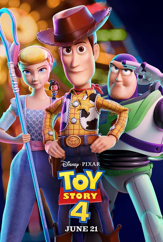 Disney divulga novo trailer de Toy Story 4 2