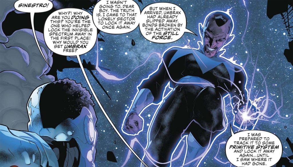 Conheça a Tropa UltraVioleta da DC Comics 1