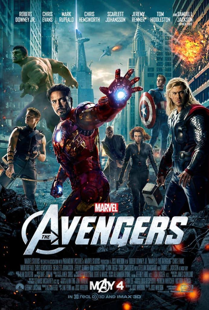 Os Vingadores: The Avengers - O Ultimato 1