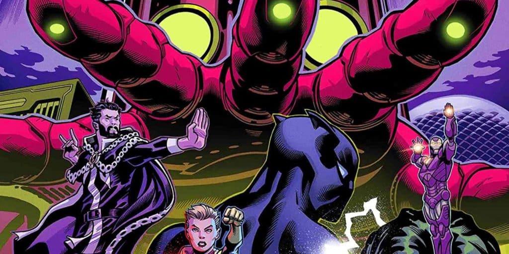 O que já vimos dos Vingadores de Jason Aaron? 2