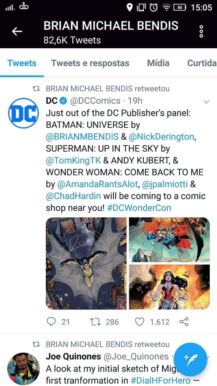 DC Anuncia Chegada de Novas Séries às Comic Shops 1