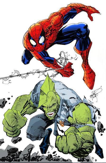 Erik Larsen de volta a Marvel! 1