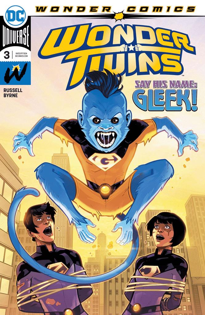 Super Gêmeos são Integrados a Cronologia Oficial da DC! 2