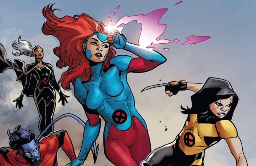 X-Men Equipe Vermelha de Tom Taylor 1