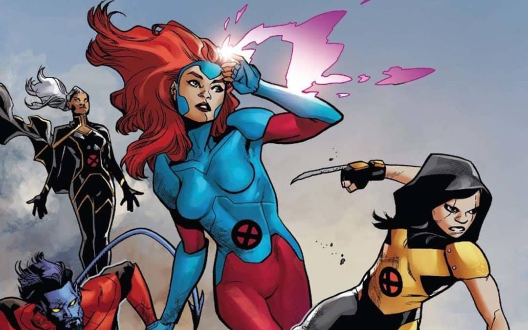 X-Men Equipe Vermelha de Tom Taylor