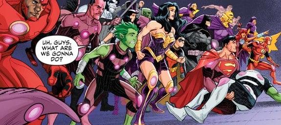 Como Ler a Liga da Justiça de Scott Snyder 8
