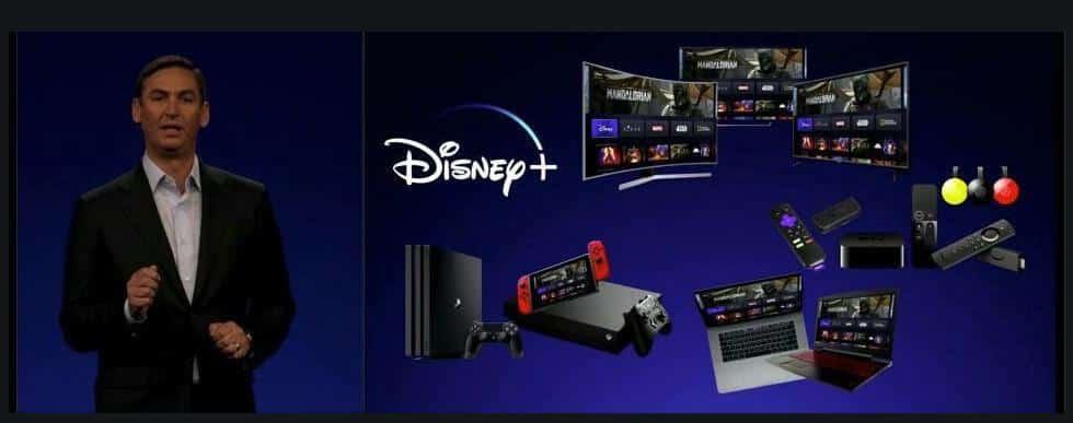 Disney libera as primeiras informações sobre seu serviço de streaming 1