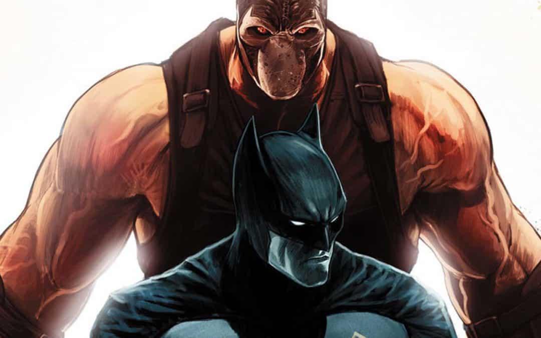 Batman – A Queda do Morcego Sairá Completa Pela Planeta DeAgostini