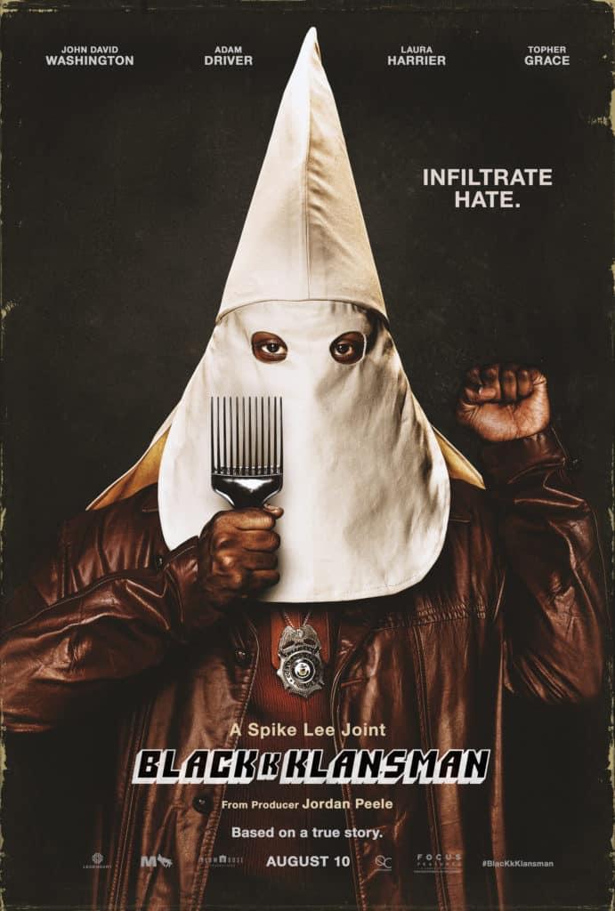 Infiltrado na Klan - O Ultimato 1