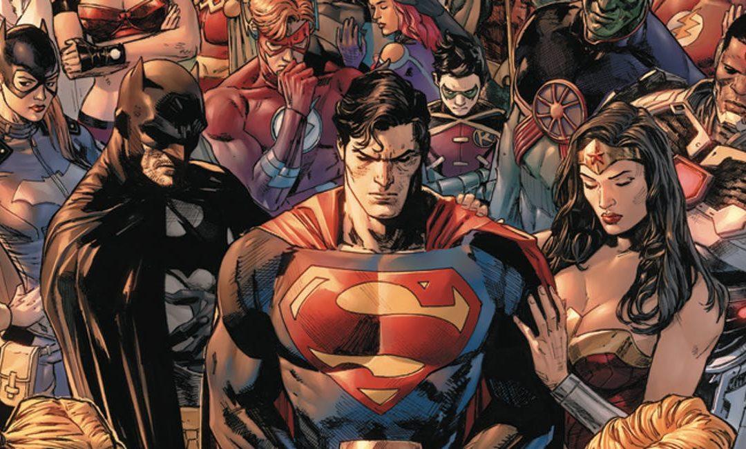 DC Anuncia Chegada de Novas Séries às Comic Shops