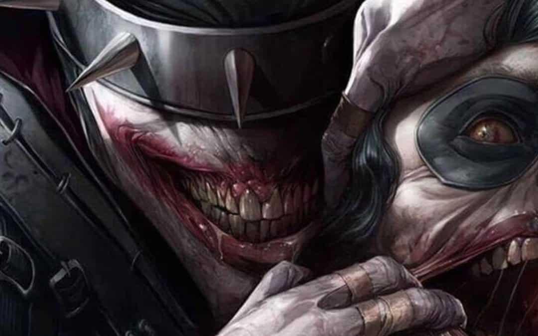 Scott Snyder divulga nova Capa de HQ do Batman Que Ri