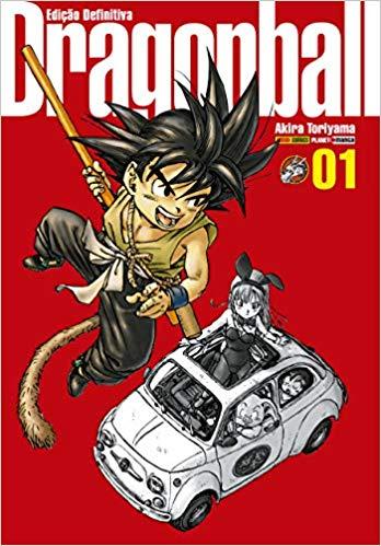 Dragon Ball - Panini Lança Edição de Luxo! Confira! 1