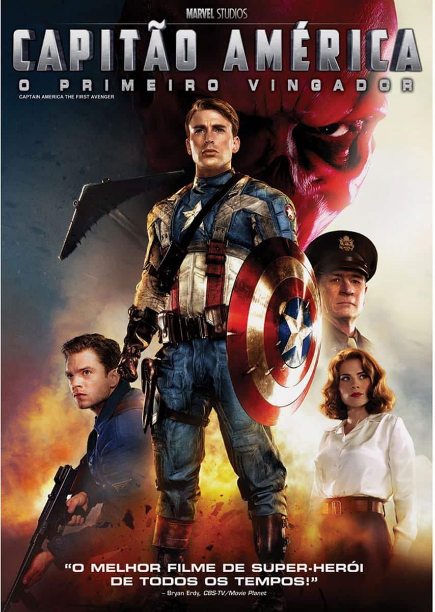 Capitão América - O Primeiro Vingador - O Ultimato 1