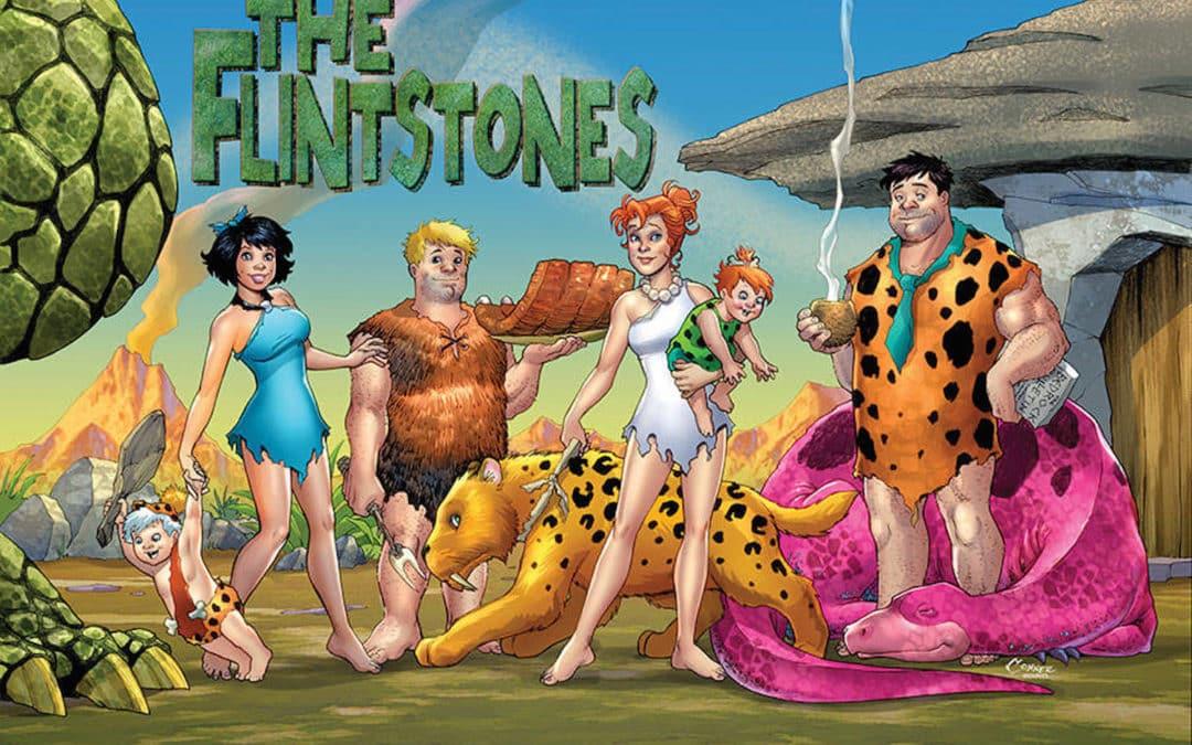 Os Flintstones de Mark Russell