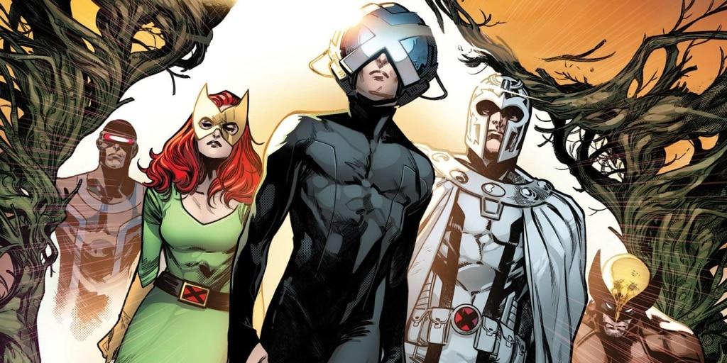 Primeiras Imagens e Sinopse de X-Men de Jonathan Hickman Revelados!
