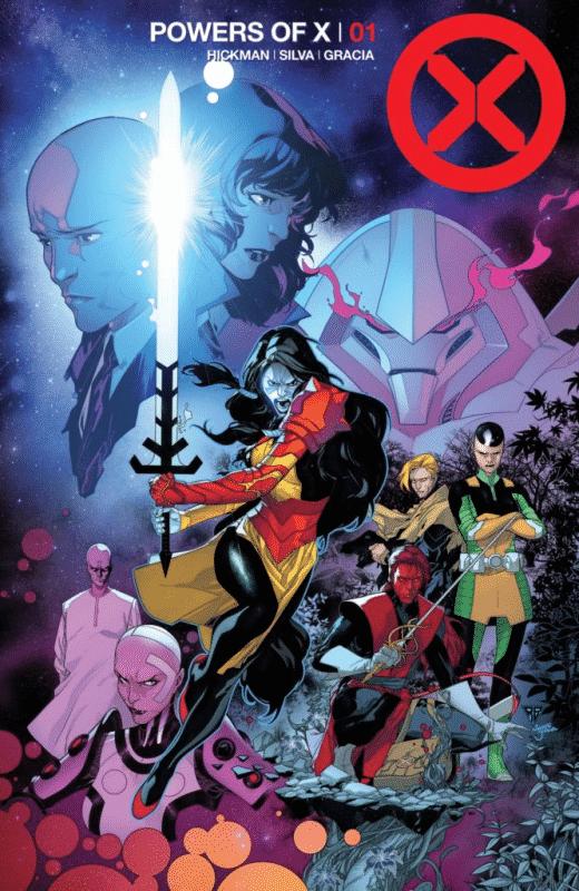 Primeiras Imagens e Sinopse de X-Men de Jonathan Hickman Revelados! 2