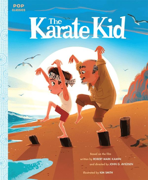 """""""Karatê Kid"""" Ganha Livro Ilustrado para Comemorar seu Aniversário de 35 Anos! 1"""