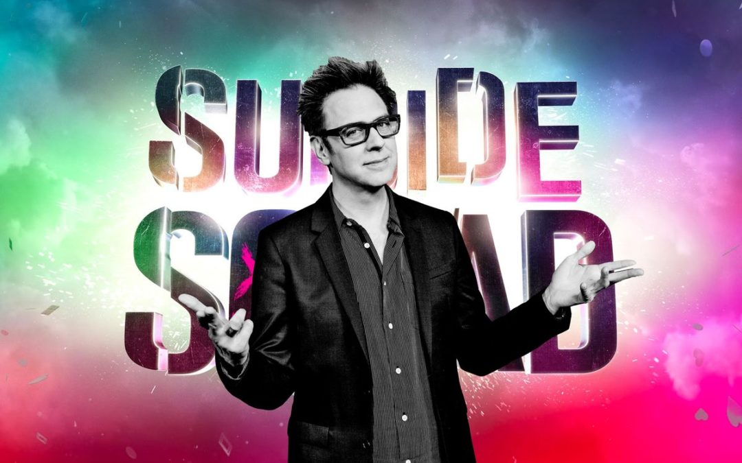 Warner quer mais James Gunn