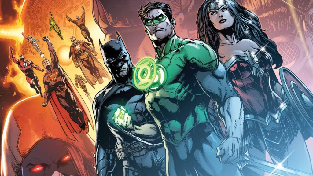 Conheça a Tropa UltraVioleta da DC Comics 3