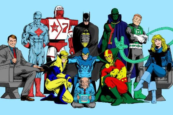 A DC é realmente sombria? 3