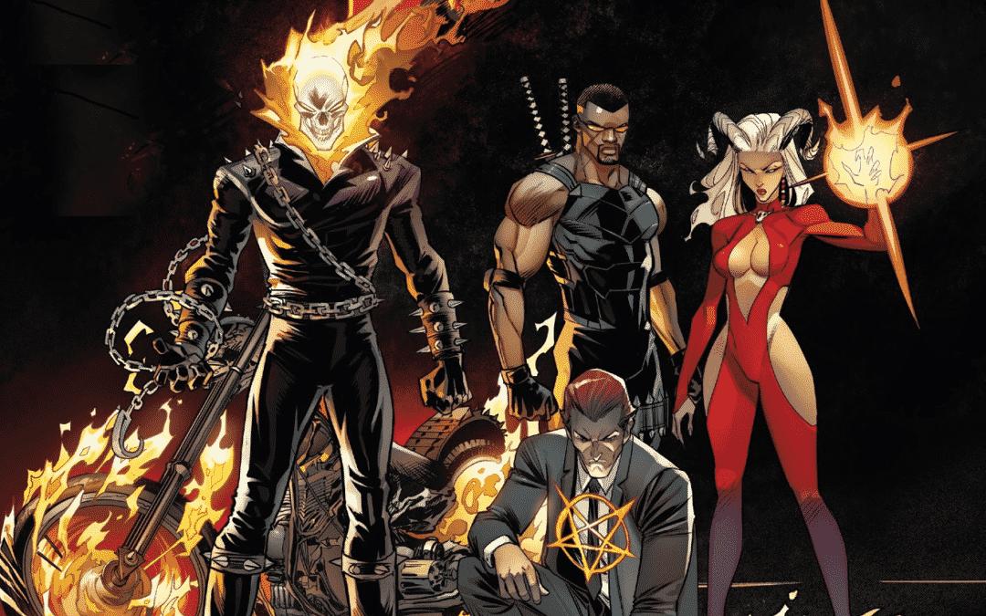 Os Espíritos da Vingança da Marvel