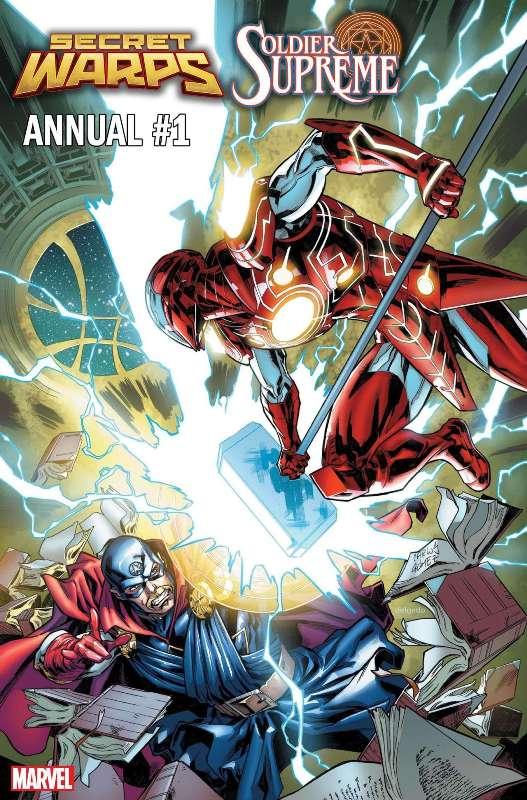 O universo amálgama da Marvel estará de volta em julho 1