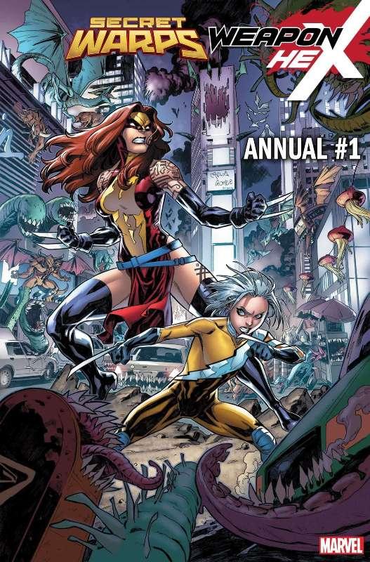 O universo amálgama da Marvel estará de volta em julho 2