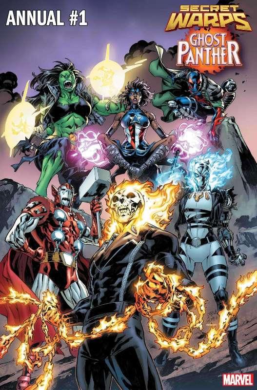 O universo amálgama da Marvel estará de volta em julho 3