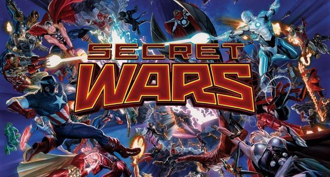 As 8 Melhores Mega Sagas da Marvel & DC 9