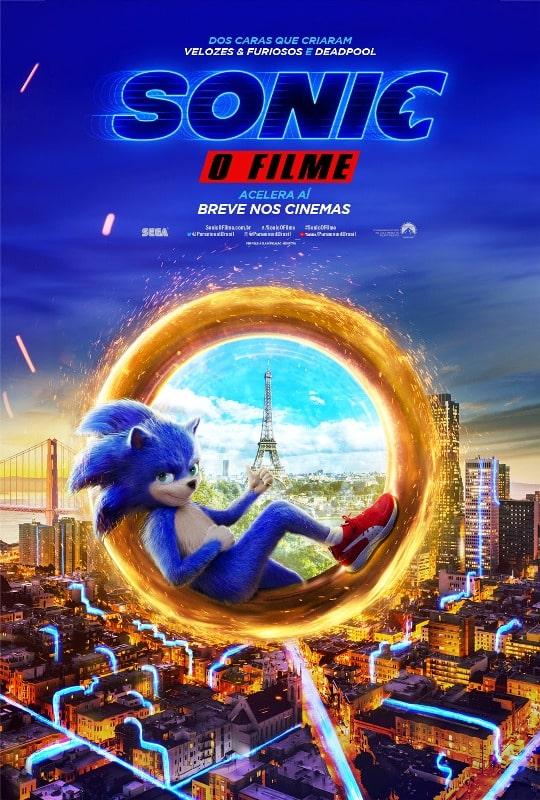 Sonic - O Filme: Confira o Trailer! 1