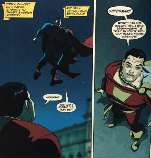 Superman e Shazam O Primeiro Trovão - O Ultimato 2
