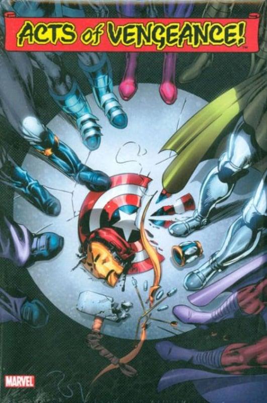 """Acts of Evil"" Chegando em Julho na Marvel Comics 2"