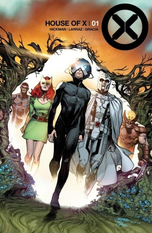 Primeiras Imagens e Sinopse de X-Men de Jonathan Hickman Revelados! 1