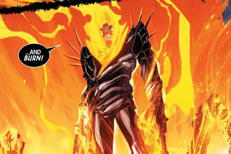 Os Espíritos da Vingança da Marvel 3