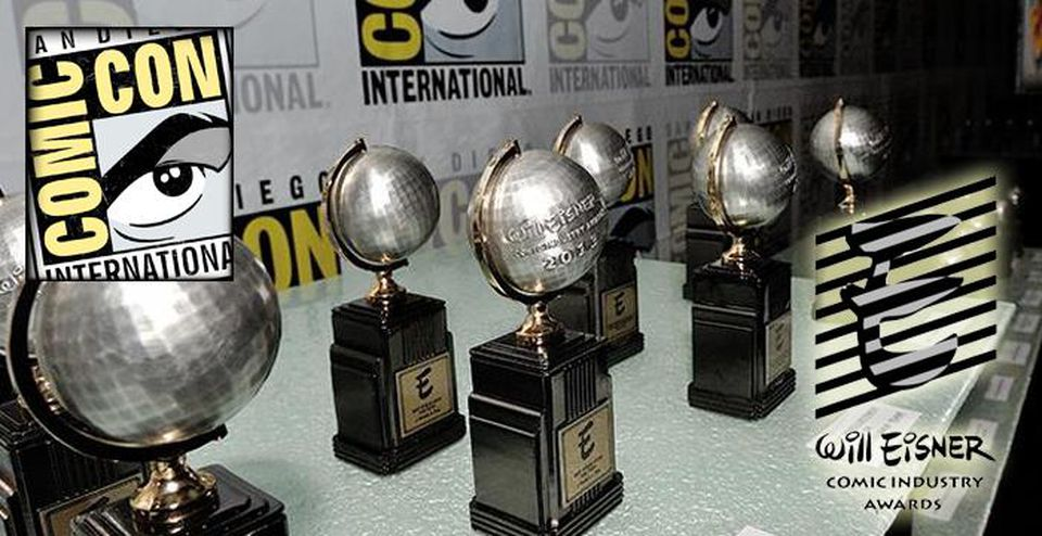 Os Prêmios Eisner da Marvel