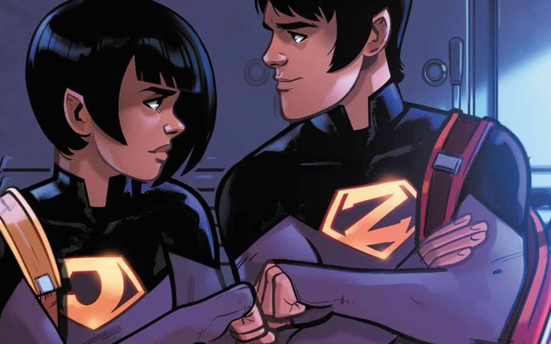 Super Gêmeos são Integrados a Cronologia Oficial da DC!