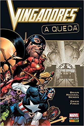Os Vingadores de Brian Michael Bendis - Guia de Leitura 4