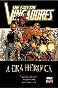 Os Vingadores de Brian Michael Bendis - Guia de Leitura 28