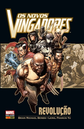 Os Vingadores de Brian Michael Bendis - Guia de Leitura 12