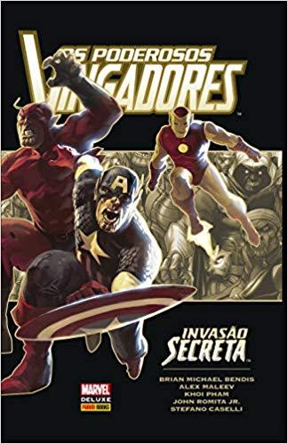Os Vingadores de Brian Michael Bendis - Guia de Leitura 17
