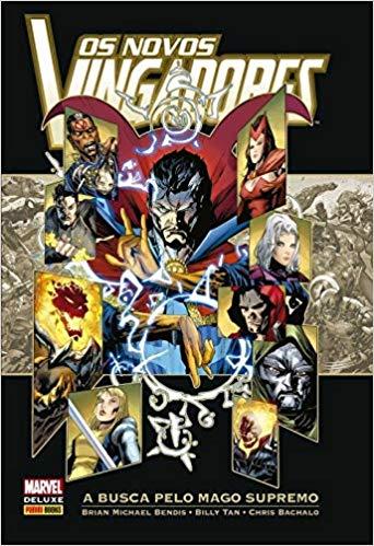 Os Vingadores de Brian Michael Bendis - Guia de Leitura 20