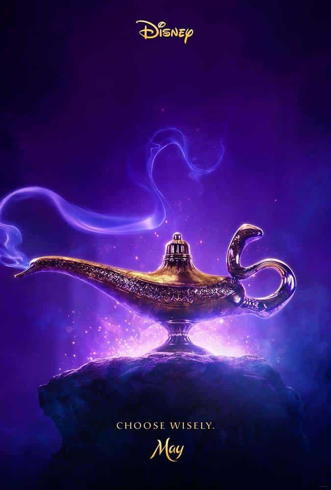 Começa a pré-venda de Aladdin 2